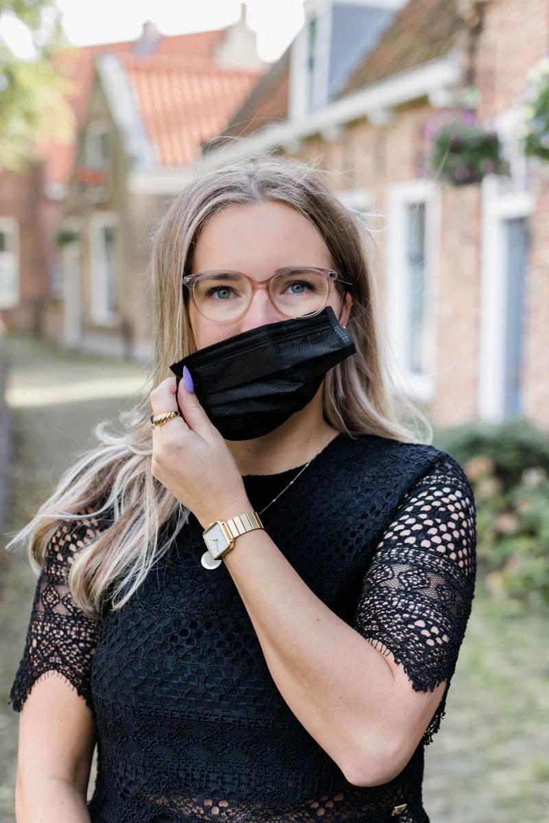 Coronamaatregelen- Contactberoepen- hygiëne - mondkapje -nagelstyliste- La Rêve Chique- Naaldwijk - Westland